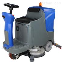 深圳驾驶式洗地机DM850座驾锂电洗地吸干机