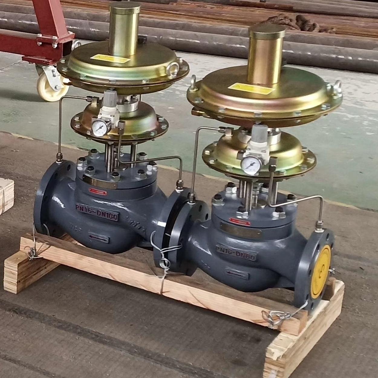 长明灯项目天然气点火压力减压阀