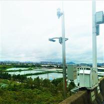 高速公路交通气象站能见度监测系统