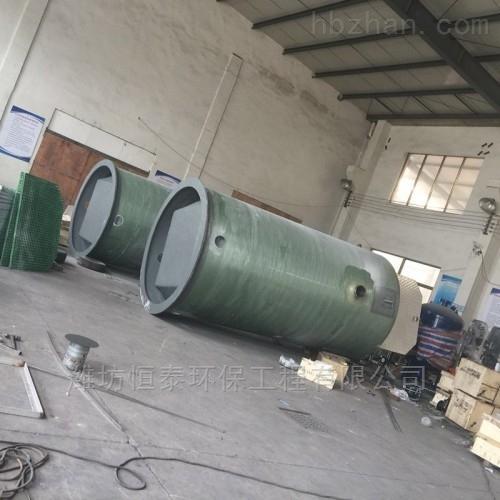 南阳市污水提升泵站