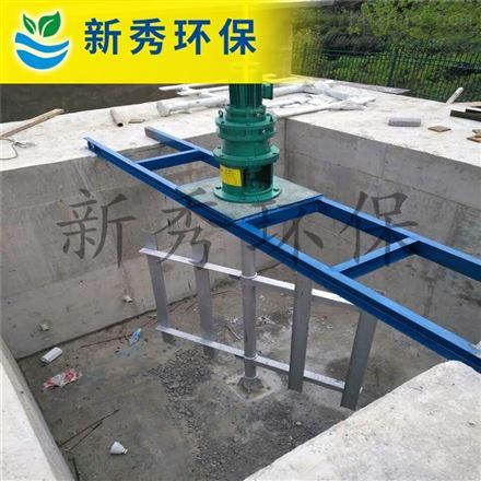JBK-3850大型框式搅拌机 混凝池搅拌器