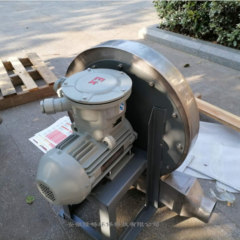 0.18KW-37KW防爆不锈钢风机