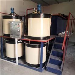 豆制品污水处理设备工序
