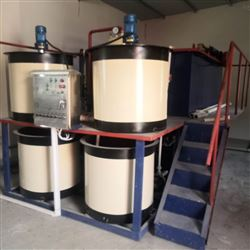 塑料颗粒污水处理设备陕西渭南