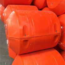 夹管管道浮筒PE塑料浮筒