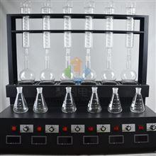 宁夏简易型一体化蒸馏仪氨氮蒸馏装置