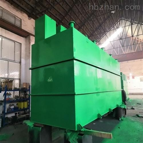 邯郸农村生活污水一体化处理设备