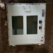 铝合金数显按键温控仪防爆仪表箱
