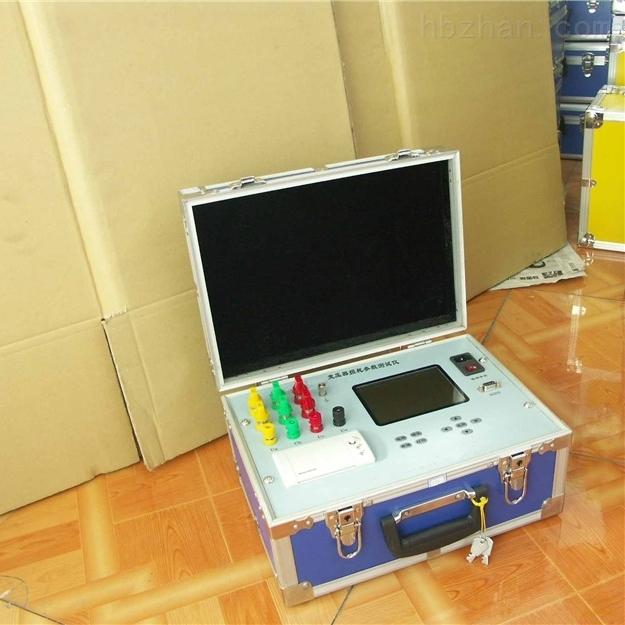 久益变压器容量及损耗参数测试仪