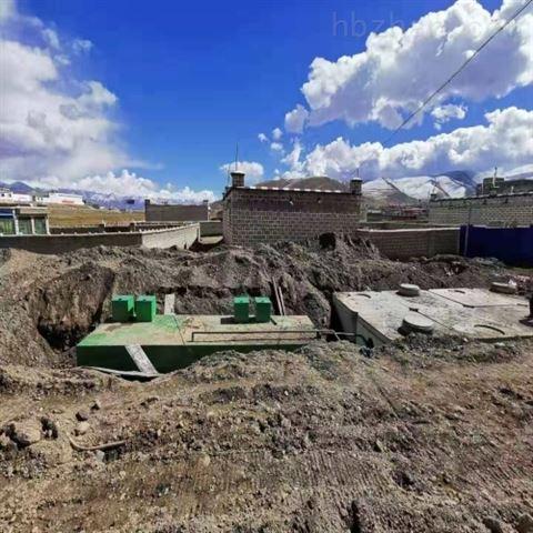 社区居民楼生活污水处理设备工艺报价