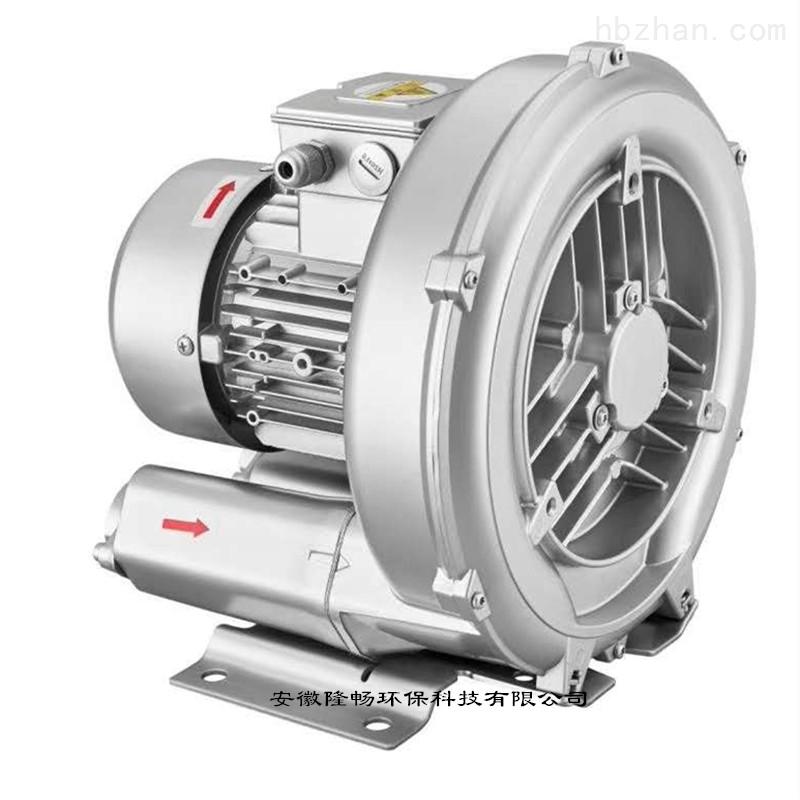 鱼塘增氧曝气旋涡泵
