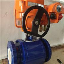 Q941TC-10C电动陶瓷球阀