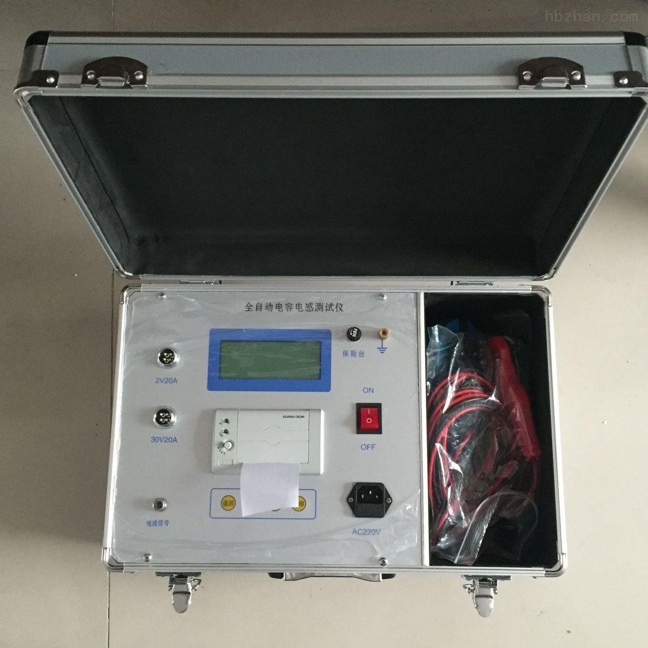 JY -231A全自动三相电容电感测试仪