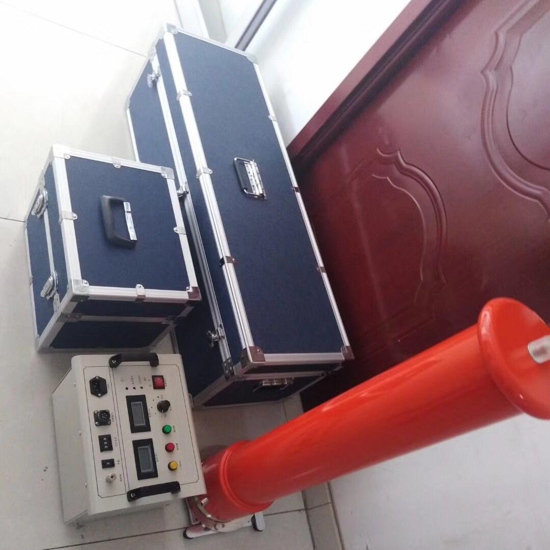 直流高压发生器试验方法