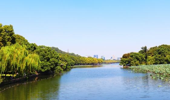 中建环能西流河水环境治理项目入选2020水务行业优秀案例