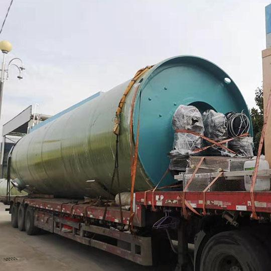 湖南一体化预制泵站供应商介绍