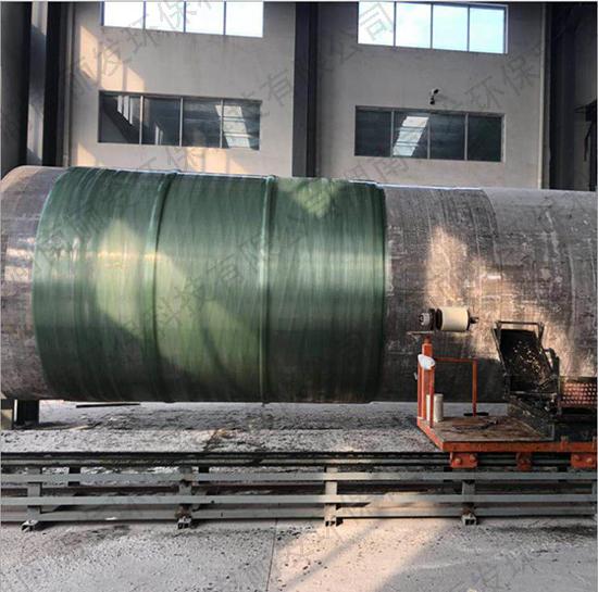 一体化预制泵站污水泵电机结构