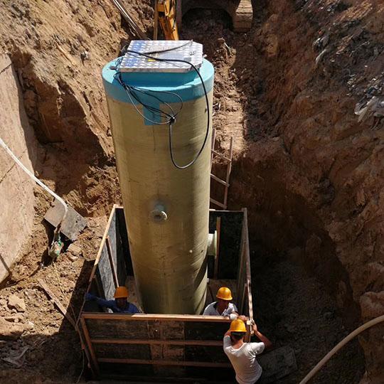 湖南一体化预制泵站供应商