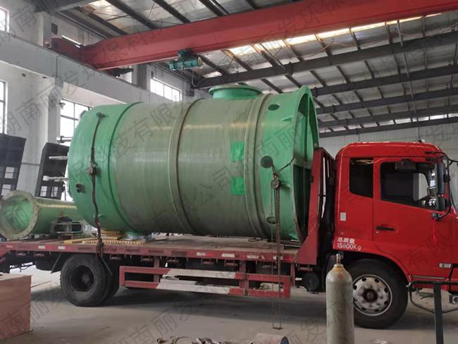 湖南长沙一体化预制泵站厂家