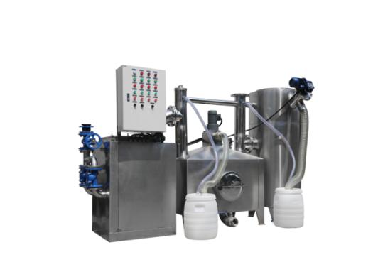 餐饮油水分离器工作原理及功能特点