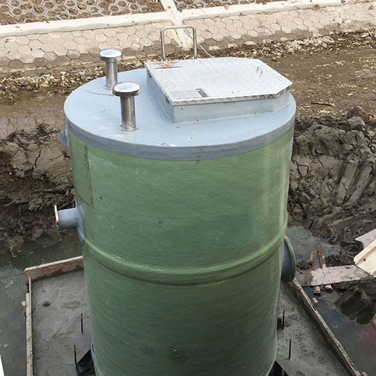 湖南丽发一体化预制泵站