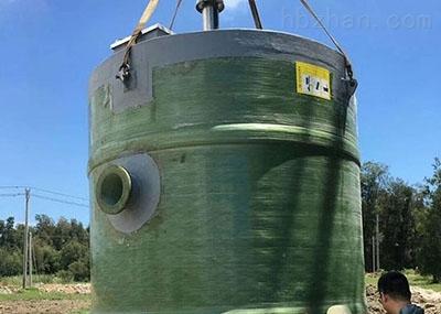 雨水泵站的基本特点