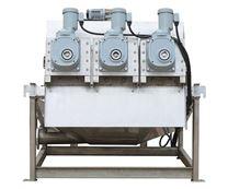 石油化工污泥處理設備自動清洗疊螺式脫水機