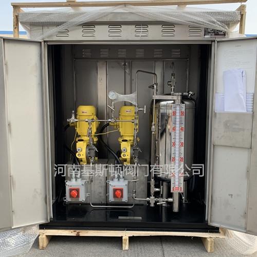 LNG加气站加臭机