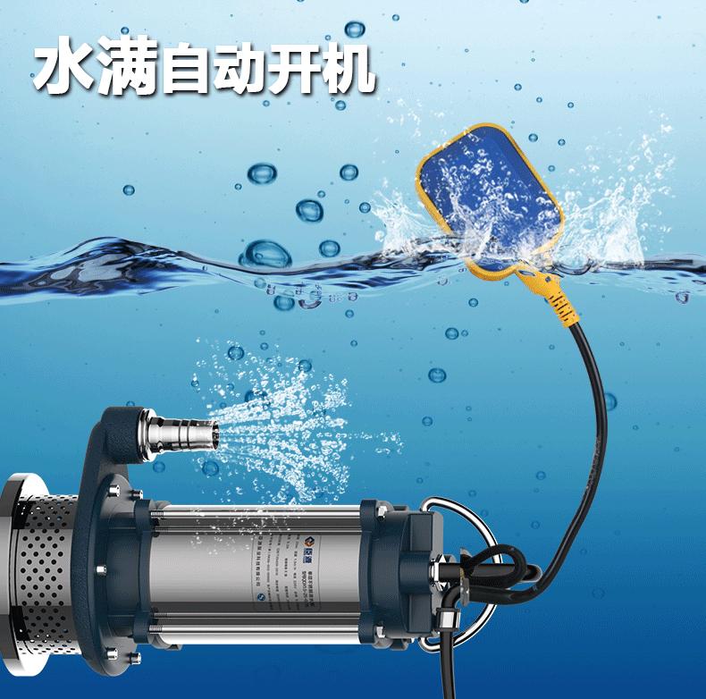 QDX自动潜水泵