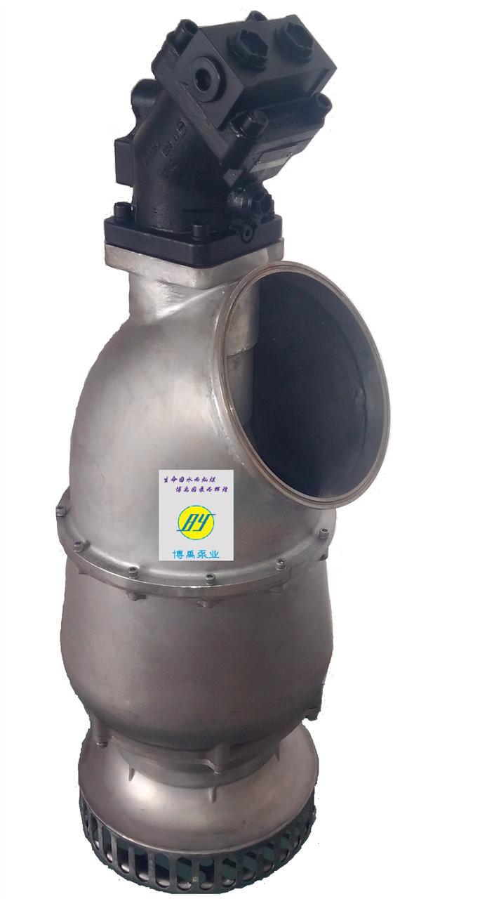 大流量液压潜水泵