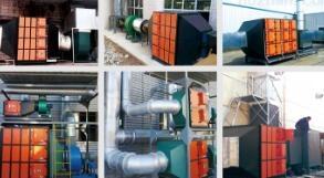 工業油煙凈化器