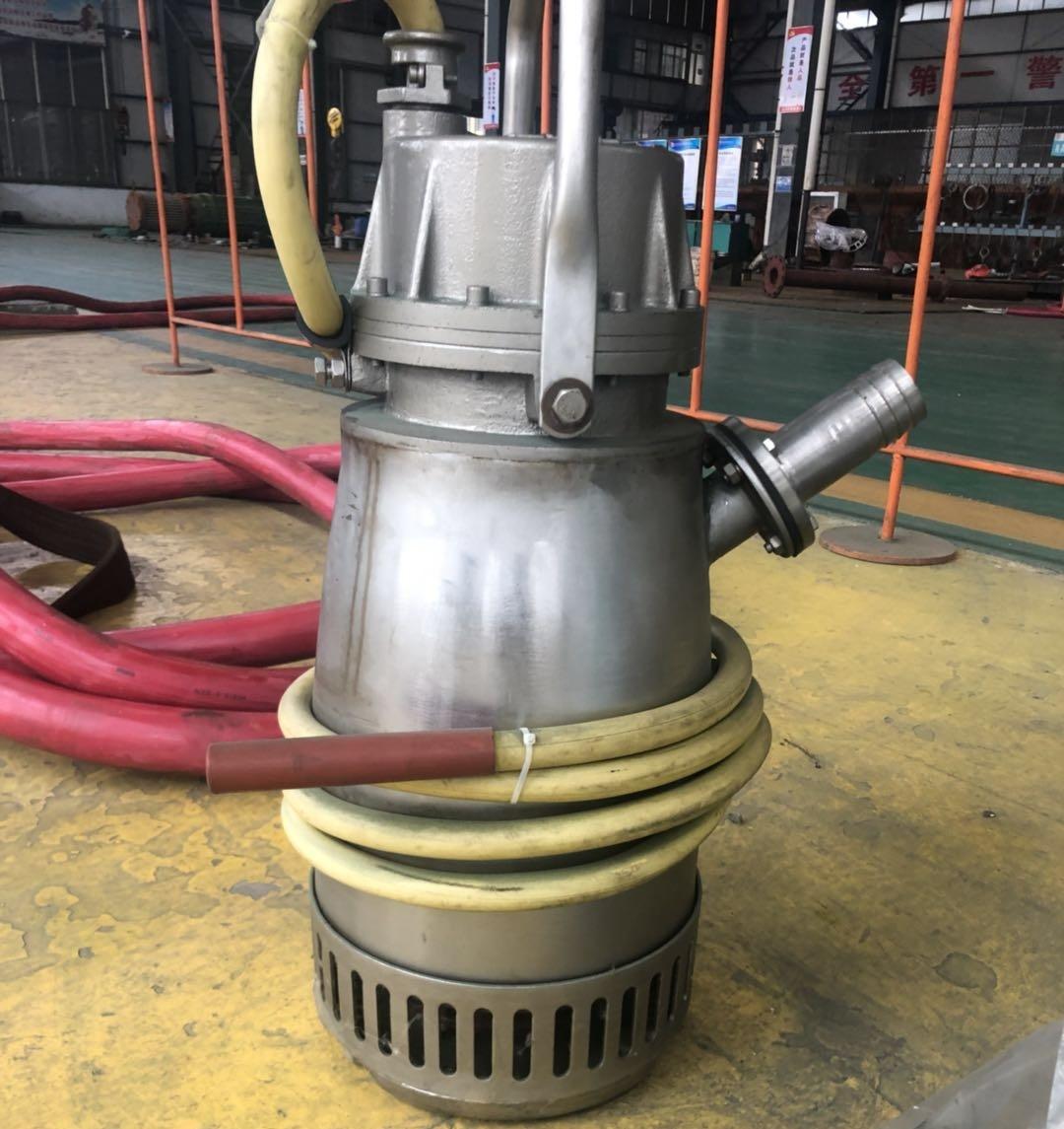不锈钢矿用潜水泵