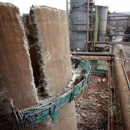 苏州烟囱拆除公司_专业拆烟囱公司|价格实惠