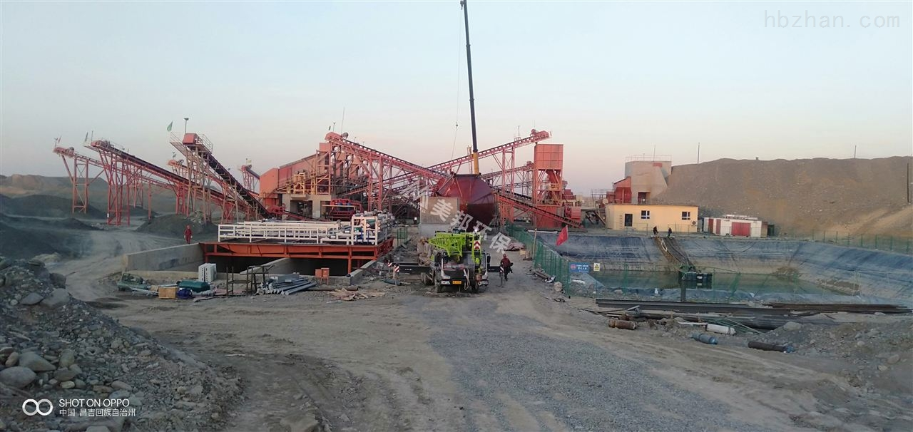贺州矿山泥浆水处理设备厂家