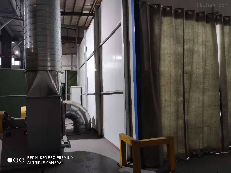 蚌埠地吸式烤漆房设备厂家