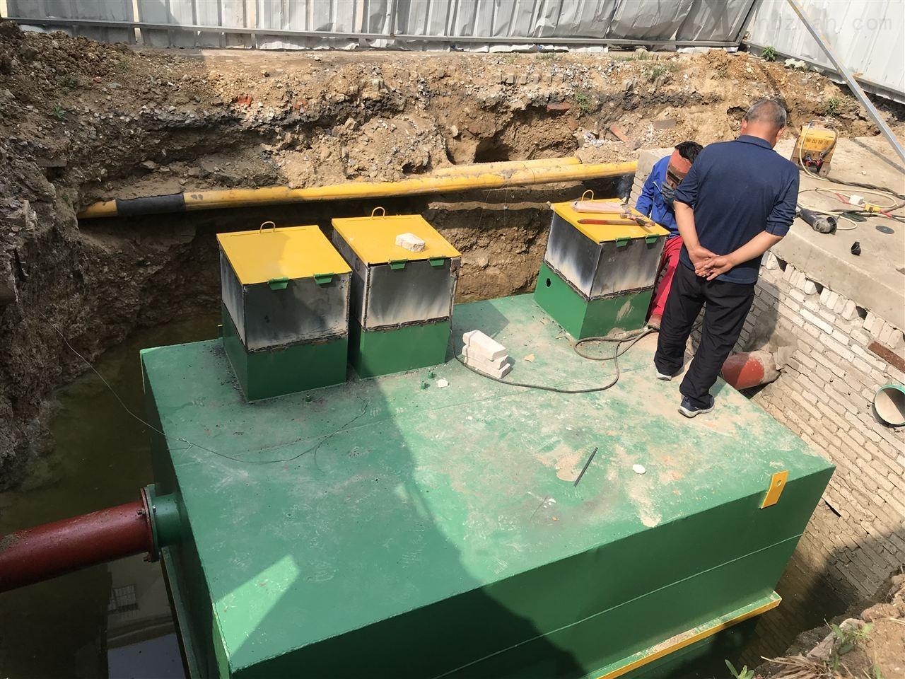 昌都农村污水处理设备技术