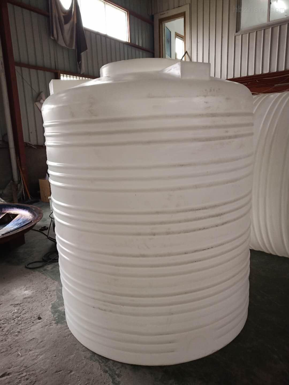 内江3吨塑料大桶  高氯酸钠配制桶