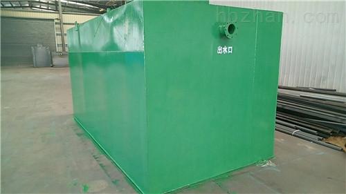 服务区污水处理设备技术