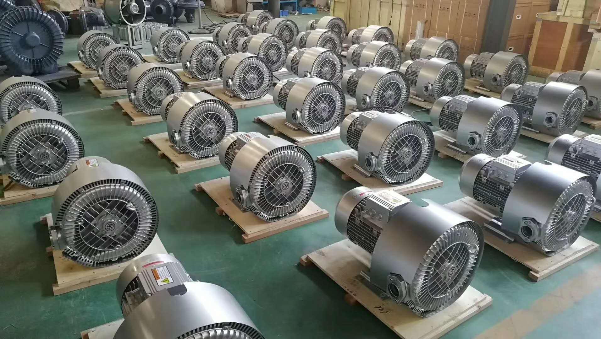 厂家立式 LYX-94S-1旋涡气泵 功率15kw立式高压旋涡气泵 高压旋涡气泵示例图14