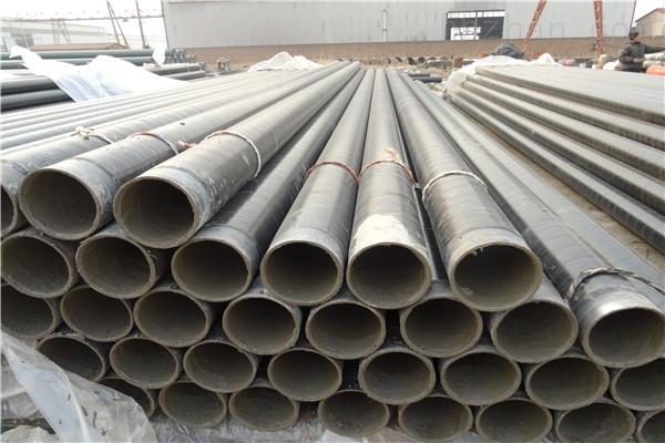 林芝地区水泥砂浆衬里防腐钢管现货供应