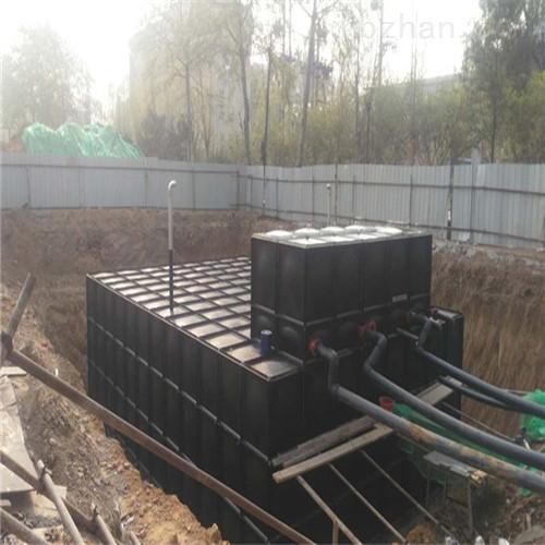 <strong>甘肃临夏地埋式箱泵一体化含消防水箱和泵房</strong>