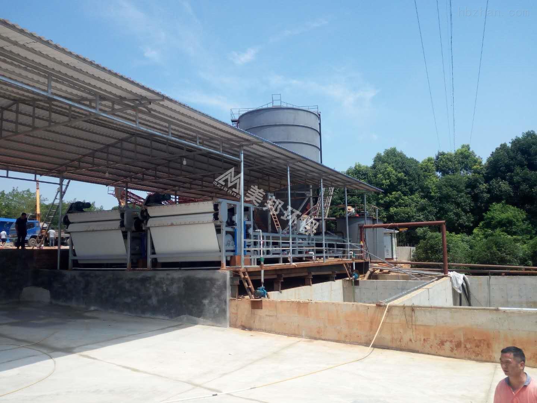 四川洗砂泥浆脱水设备