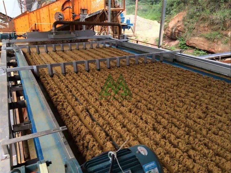 西藏洗山沙泥浆处理机