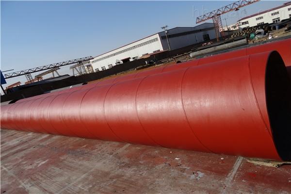 湘西加强级环氧树脂防腐钢管