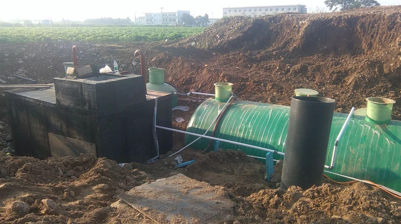 日喀则服务区污水处理设备特点