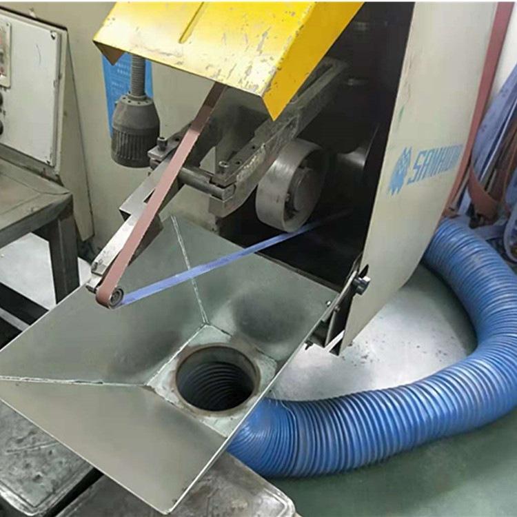 平面磨床集尘机 15kw集尘机 集尘机生产厂家示例图9