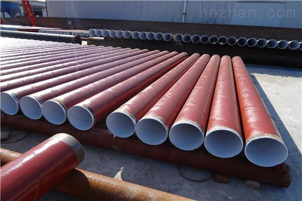 张家口供水用环氧树脂防腐钢管用途