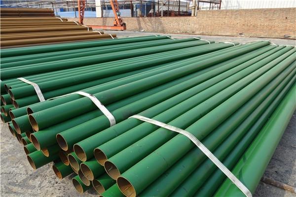 石家庄供水用环氧树脂防腐钢管直销