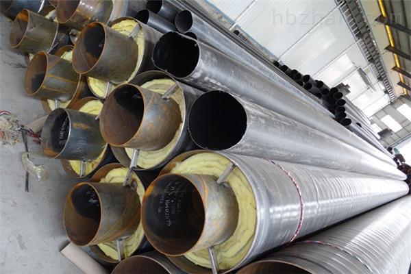 湘西钢套钢埋地式蒸汽保温管现货供应