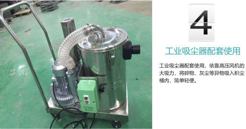 厂家3KW高压风机漩涡气泵 注塑机高压漩涡鼓风机示例图15